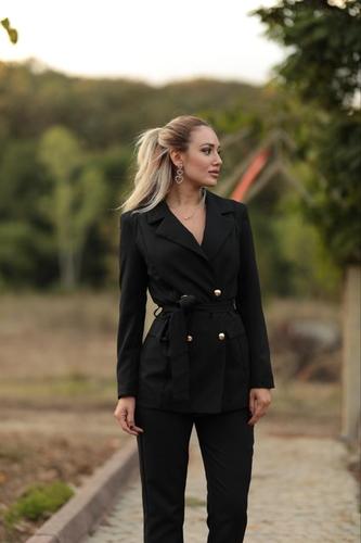 Kıyafetbudur - Ceket Takım - 9137